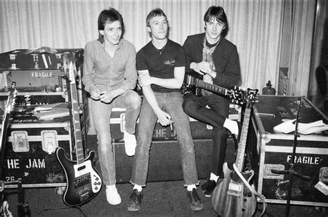 The Jam  Number One Single In Uk  36 Years Ago!… Turn