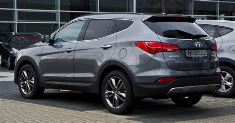 Hyundai Santa Fe Picture by 2012 Hyundai Santa Fe Ii Pictures Information And Specs