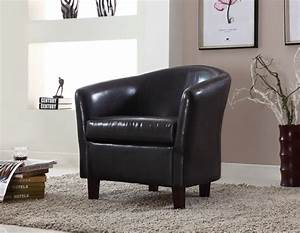 Faux leather living room furniture kmartcom for Faux leather living room furniture