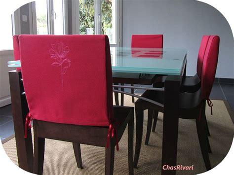 tuto housse de chaise couture patron couture housse de chaise