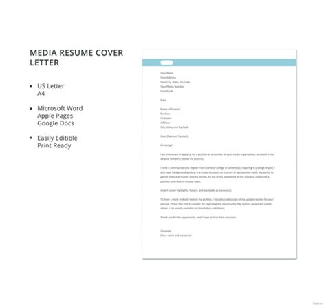 14017 simple general cover letter 15 general cover letter templates free sle exle