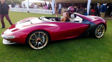 ferrari pininfarina sergio interior ferrari pininfarina sergio concept car walkaround hd