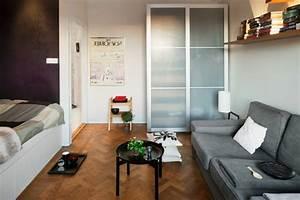 20 Qm Wohnung Einrichten : 140 bilder einzimmerwohnung einrichten ~ Lizthompson.info Haus und Dekorationen