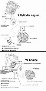 P0741 2007 Toyota Camry Torque Converter Clutch Solenoid