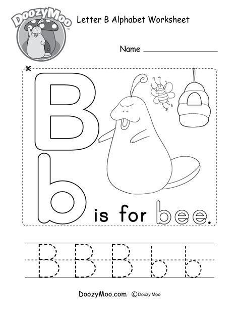 letter  alphabet activity worksheet doozy moo