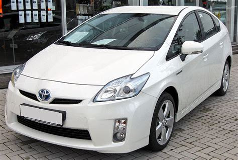 Hybrid Vehicles by Toyota Prius Hybrid Electric Vehicle