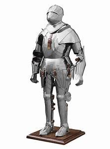 Gothic Suit of Armour - maskworld com