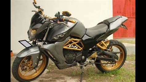 Modifikasi Motor New Megapro 2011 by Cah Gagah Modifikasi Motor Honda New Megapro