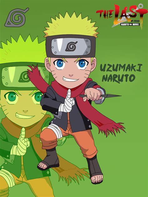 anime naruto the last movie naruto uzumaki chibi the last movie 24052015 by