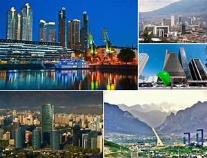 The 5 top cities in Latin America for startups