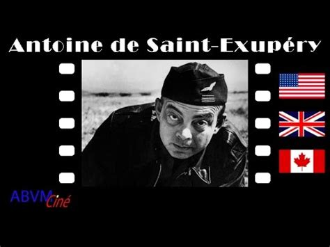 Antoine De Saint Exupery Biography