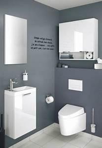 les 25 meilleures idees de la categorie stickers toilettes With carrelage adhesif salle de bain avec cuvette wc a led