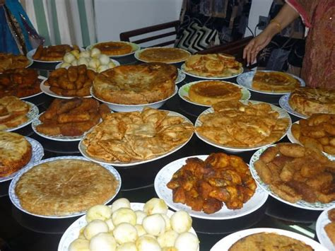 cuisine ramadan the day of the feast has come