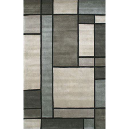 American Home Rug Company by American Home Rug Co Casual Contemporary Grey Slate