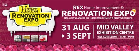 rex renovation expo 2018 rex home improvement and renovation expo 31 aug 3 sept 2017 renotalk