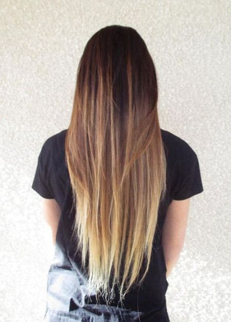 Trendy Brown Ombre Hair Ideas