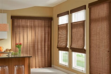 graber natural shades    window coverings
