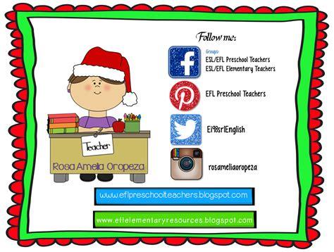 Eslefl Preschool Teachers Christmas