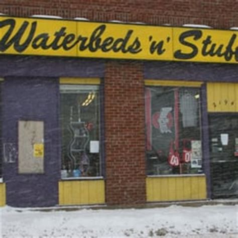 Water Beds N Stuff by Waterbeds N Stuff Tobacconists 2194 N High St