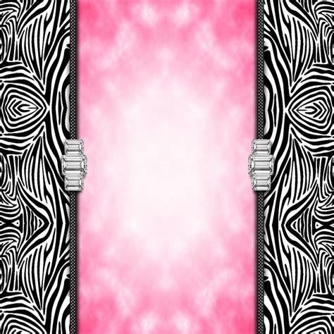 Animal Print Wallpaper Border - walliepad wallpapers for zebra print bling