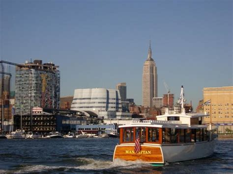Boat Around Manhattan by Architecture Cruise Spotlights Post Planning On The