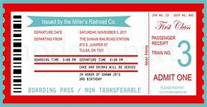 blank admit one ticket template agribusiness manager cover With train ticket template word