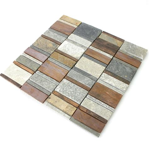 copper mosaic tile copper mosaic tiles mix tm33409