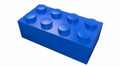 Lego Clipart Blocks Pieces Transparent Brick Building