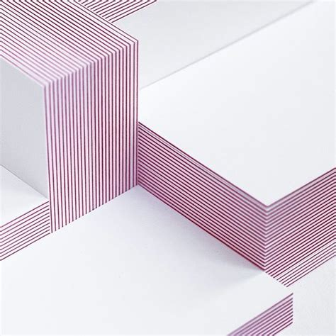 duplexed cards  images embossed business cards
