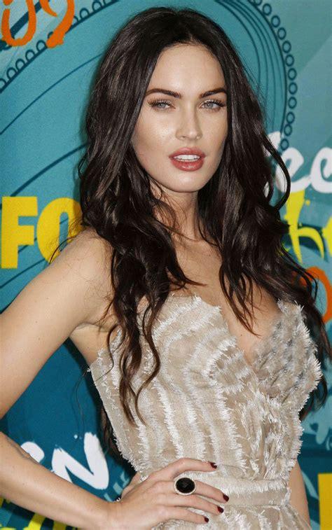 model  actress megan fox sheclickcom