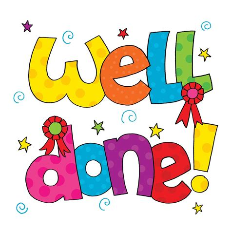 Well Done Images Well Done Congratulations Card