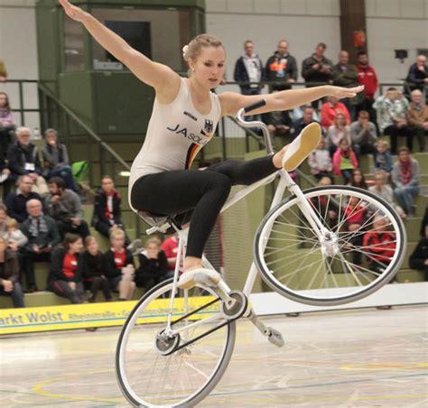 year  german girl     hottest bike