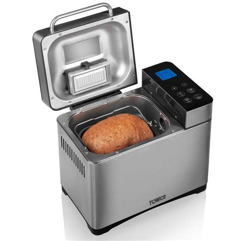 bread machine gluten free digital bread maker with nut dispenser bread makers