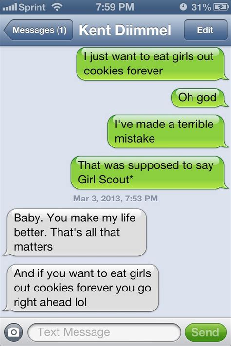 funny girl scout cookie quotes
