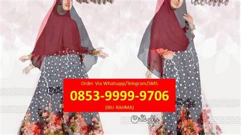syari yanna ordir baju muslim order via wa 0853 9999 9706 tsel gamis syari grosir jual baju muslim syari harga gamis