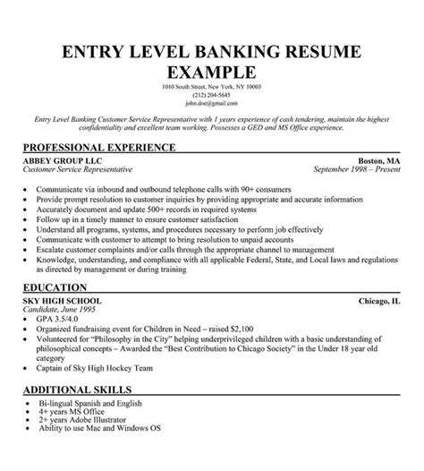Entry Level Pharmaceutical Sales Resume Sample