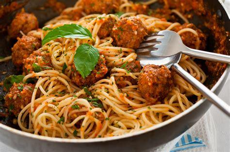 cuisine spaghetti spaghetti balls the spice