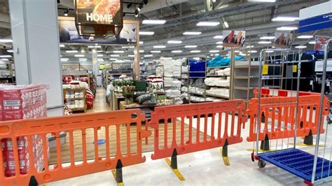 Wales lockdown: Supermarkets covering up non-essential ...