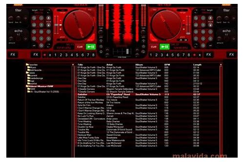 free pcdj red download full version