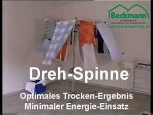 Wäschespinne Mit Dach : beckmann drehspinne die alternative zum elektrischen ~ Watch28wear.com Haus und Dekorationen
