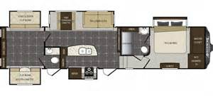 Fifth Wheel Bunkhouse Floor Plans 12 must see rv bunkhouse floorplans general rv center