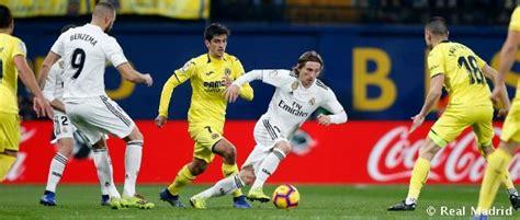 Villarreal vs Real Madrid live: Tantangan untuk 'Raja'