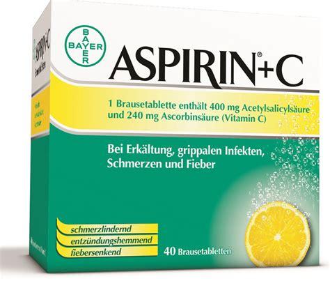 Aspirin abnehmen