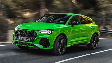 Audi RS Q3 revealed with 394 bhp