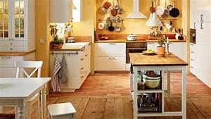 4 astuces pour entretenir un plan de travail en bois With kitchen colors with white cabinets with papier fibre de verre