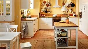 Cuisine Plan De Travail Bois : ikea table cuisine bois ~ Dailycaller-alerts.com Idées de Décoration