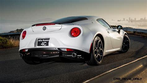 Alfa Romeo 4c Us by 4 4s 2015 Alfa Romeo 4c Usa Priced From 54k In 200 New Photos