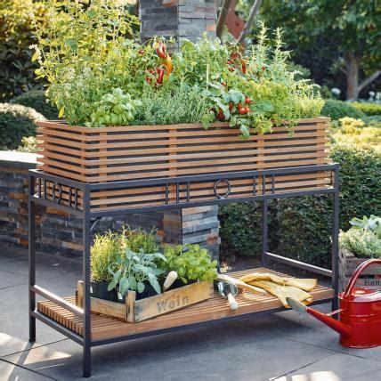 Hochbeete Für Balkon by Hochbeet Bauen Und Bepflanzen So Geht S Living At Home