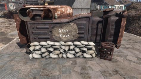 Fallout 4 Home Decor Workshop Pack : 6 Fallout 4 Mods That Should Be Incorporated Into Fallout 76