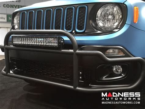 Jeep Renegade Modification by Jeep Renegade Front Bumper Bar By Madness Jeep Reneg De